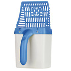 New 1-Pcs-Neater-Litter-Genie-Scooper-Sifter-Scoop-System-Kitten-Litter-Scooper-