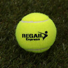 CE2F Sports Elasticity Green 12Pcs Tennis Balls Rubber For Training Adults