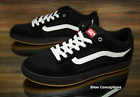 Vans Baxter Black White Gum VN-0L3M9X1 Men's Skate Shoes Multi Size