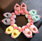 Winter Baby Boy Girl Warm Snow Infant Soft Sole Slipper Crib Shoes Prewalker