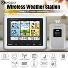 Digoo LCD Wireless Weather Station Temperature Humidity Barometer Outdoor Sensor