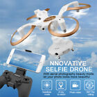 Foldable Mini Quadcopter WIFI FPV Camera 6 Axis Gyro Headless RC Drone 3D Rolls
