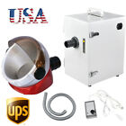 Dental Industry Lab Digital Dust Collector Vacuum Cleaner Motor + Suction Base