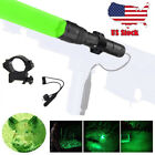Red Green LED Hunting Light Coyote Hog Night Predator Torch Mount Remote SwitchLights & Lasers - 106974
