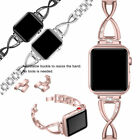 Stainless Steel Band Strap For Apple Watch iWatch Series 1 2 3 4 38 42 40 44mm image