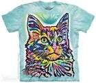 Angora T-Shirt by The Mountain.Big Face Cat Sizes S-5XL NEW image