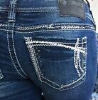New Silver Jeans TUESDAY Skinny Regular/Plus Inseams 31 Good Price 90114B