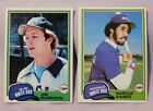 1981 Topps Chicago White Sox Baseball Card Pick One on Ebay