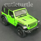 Kinsmart 2018 Jeep Wrangler Hard Top 1:34 Diecast Display Model Car KT5412DB