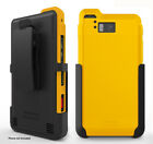Sonim XP8 Case Belt Clip Holster with TPU Slim Line Case by Wireless ProTECH