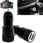 Car Charger Universal 3.1A Dual Port USB Alloy iPhone Samsung HTC Huawei LG SONY