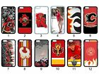 NHL Calgary Flames For iPhone iPod Samsung LG Motorola SONY HTC HUAWEI Hono Case $9.93 USD on eBay