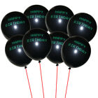 Happy Birthday Balloons, Decorations, Birthday Party Favors, Goody Bags, Gifts