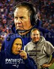 New England Patriots Bill Belichick Head Coach NFL Football Art 03 8x10 - 48x36 $12.99 USD on eBay