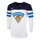 Finland Nike Olympic Jersey 2018