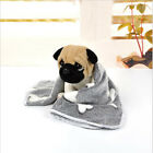 Pet Dog Cat Bed Hand Wash Rest Blanket Breathable Cushion Soft Warm Sleep Mat