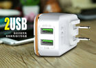 Fast Charging Wall Charger Plug Charger Adapter Smart Travel Charger + USB Cable
