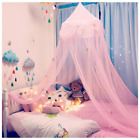 Princess Dome Bed Canopy w Stars Reading Tent Mosquito Netting image