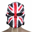 Mask Airsoft Skull Full Face Protective Mask Protection Paintball Outdoor Army