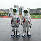 Spaceman Astronaut Mascot Costume Cosplay Fancy Dress Adults Outfits Parade Suit
