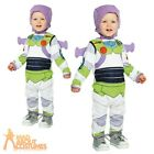 Baby Disney Toy Story Buzz Costume Boys Girls Book Week Day Fancy Dress Outfit