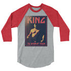 Memphis Wrestling Tees: Jerry Lawler King of the Nighttime World Sm–XXL