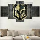Vegas Golden Knights 5 pcs canvas panel wall art picture poster for game or bedr $15.14 USD on eBay