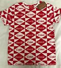 Primark Coca Cola Coke T-shirt size XXS or XS BNWT £7.99  on eBay