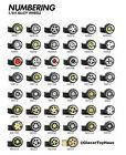 1/64 Scale Alloy Wheels - Custom Hot Wheels and other Diecast car Rubber Tires $10.99 USD on eBay