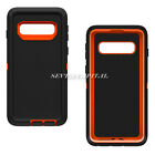 For Samsung Galaxy S10 S10+ S10e Case Rugged Clip Fit Otterbox Defender Series