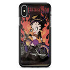 BETTY BOOP RIDE for iPhone Case XS MAX XR etc $19.9 USD on eBay