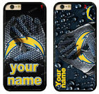 Custom San Diego Chargers Personalised Name Hard Phone Case For iPhone/ Samsung $8.26 USD on eBay