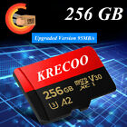 64GB 128GB 256GB MicroSD SDHC 95MB/s Flash Memory SD Card Class 10 with Adapter