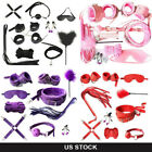 10 Pcs Bondage Under Bed Bdsm Kit Ankle Hand Strap Restraint Cuffs Love Game NEW