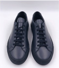 COMMON PROJECTS Navy Leather Achilles Low-Top Sneakers Size EU 43