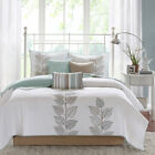 Madison Park Caelie 6 Piece Reversible Coverlet Set