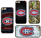 Montreal Canadiens  Hard Phone Case Cover  For iPhone/ Touch /Samsung/ LG $8.29 USD on eBay