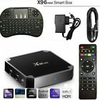 Smart TV BOX X96 MINI Android 7.1 Nougat S905W KODI 4K  + TASTIERA OMAGGIO