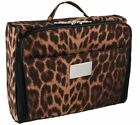 Ultimate Cosmetic Organizer Case by Lori Greiner - Pink, Blue, Purple, Leopard