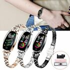 Women Girl Waterproof Bluetooth Smart Watch Ladies Phone Mate For Android iPhone