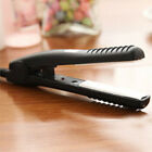 Professional Mini Travel Hair Straightener Flat Iron Perm Splint Hair ToolsHI