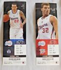 2013-14 Los Angeles Clippers NBA Ticket Unused Pick one on eBay
