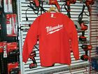 Milwaukee Tool Gildan Red Adult Long-Sleeve T-Shirt - S, M, L and XL Available image