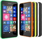 Original Nokia Lumia 630 Quad Core 8GB Unlocked SmartPhone 4.5&quot; Windows Phone!!! <br/> 180 Warranty+30 Days free return+Fast Free Shipping!!