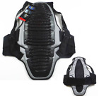 Men's Motorcycle Body Armor Vest Jacket Spine Chest Protection Riding Gear Guard