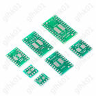 SOP8 10 14 16 20 24 28 to DIP 254mm Adapter PCB Board Universal Converter SMD