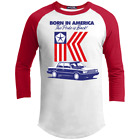 Retro, Chrysler, Plymouth, K-CAR, Reliant K, Aries K, 1980's, Patriotic, T-shirt $23.99 USD on eBay