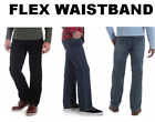 Men's Wrangler Authentics  Regular Fit Comfort Flex Waistband Jean - All Sizes