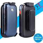 Protective Holster Belt Clip Phone Case Cover For Samsung Gusto 3 / Convoy 3 & 4