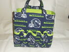 NFL Bingo Tote Bag Handmade Fully Lined w/Pockets -Free Shipping on eBay